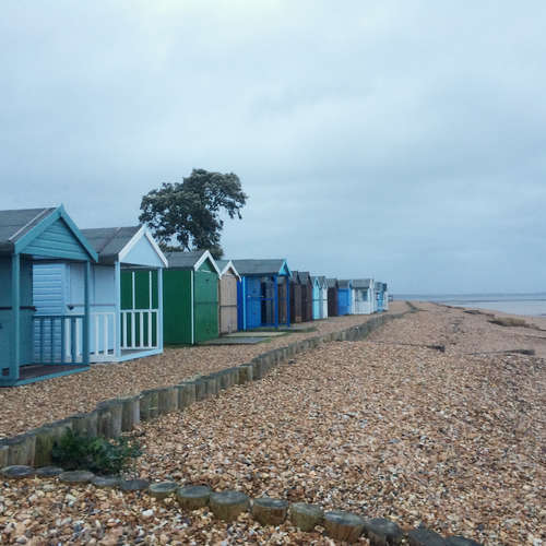 A view at Calshot