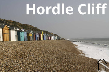 Information about Hordle Cliff