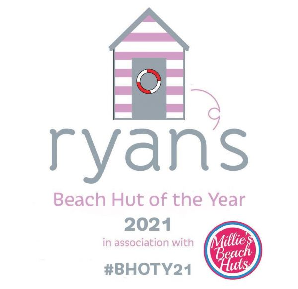 Ryans Beach Hut of the Year 2021